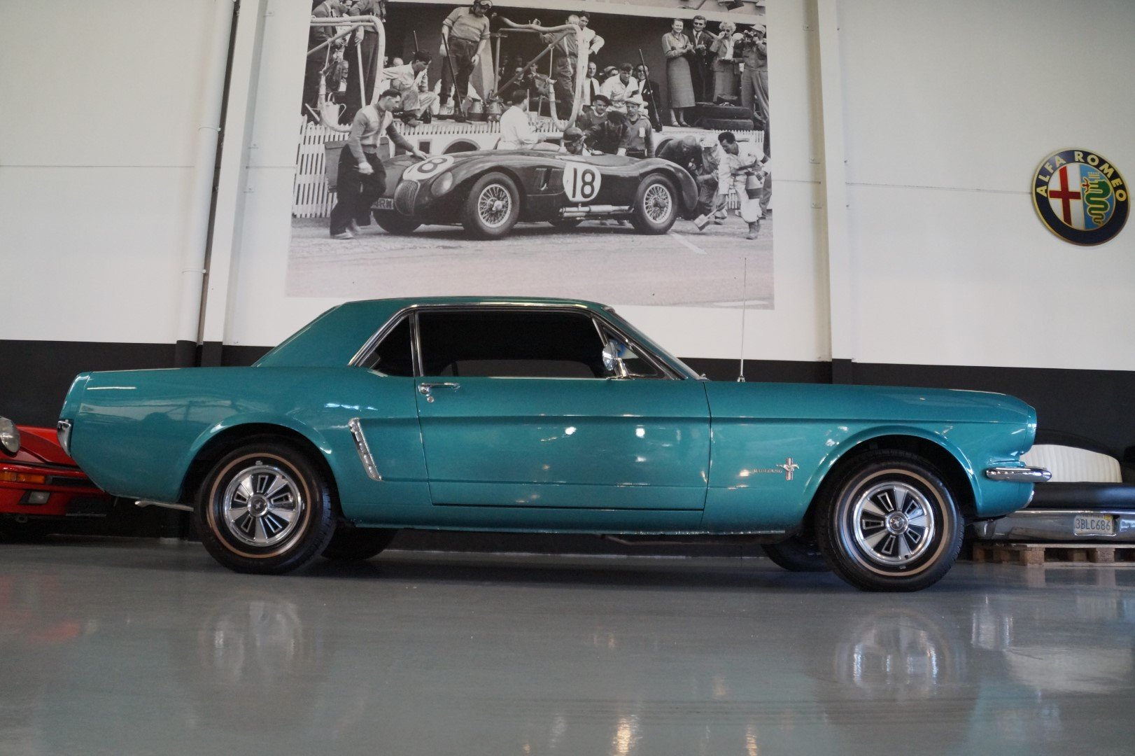 FORD MUSTANG (1965) For Sale (picture 2 of 6)