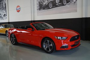 FORD MUSTANG Convertible 2.3 Ecoboost (2016) For Sale
