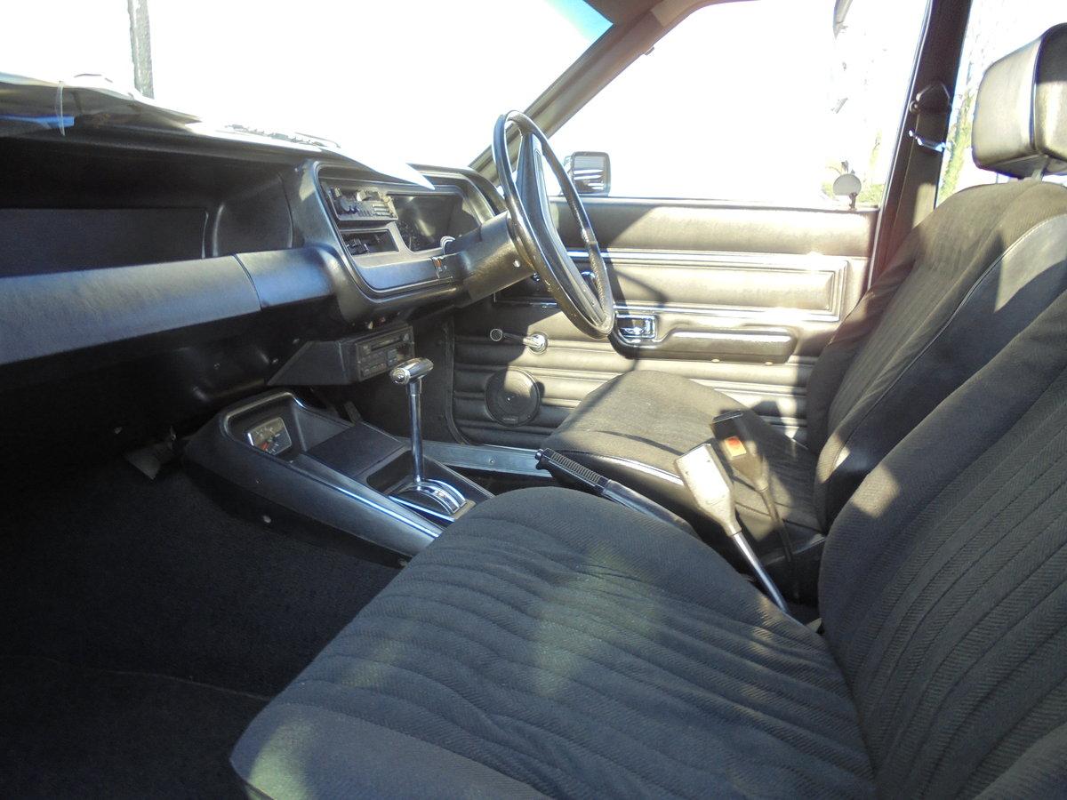 1976 FORD GRANADA 3.0GL ESTATE MK1 CONCOURS CAR For Sale (picture 5 of 6)