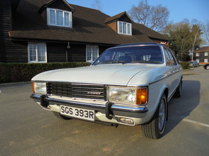 1976 FORD GRANADA 3.0GL ESTATE MK1 CONCOURS CAR