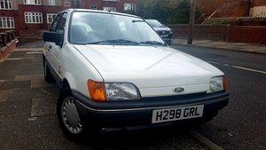 1991 MK3 Ford Fiesta Ghia For Sale