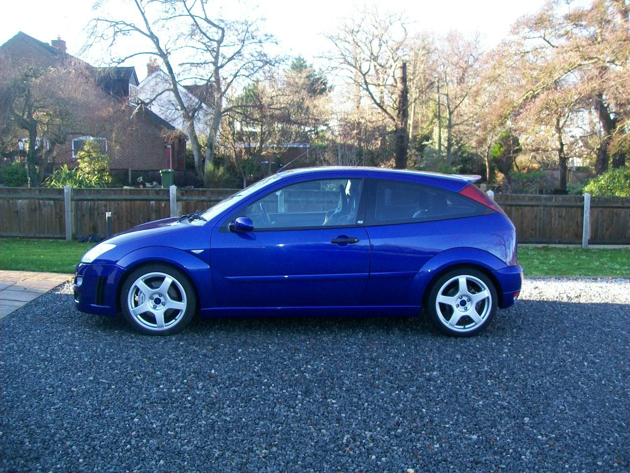 2003 Ford focus rs mk1 SOLD (picture 2 of 4)