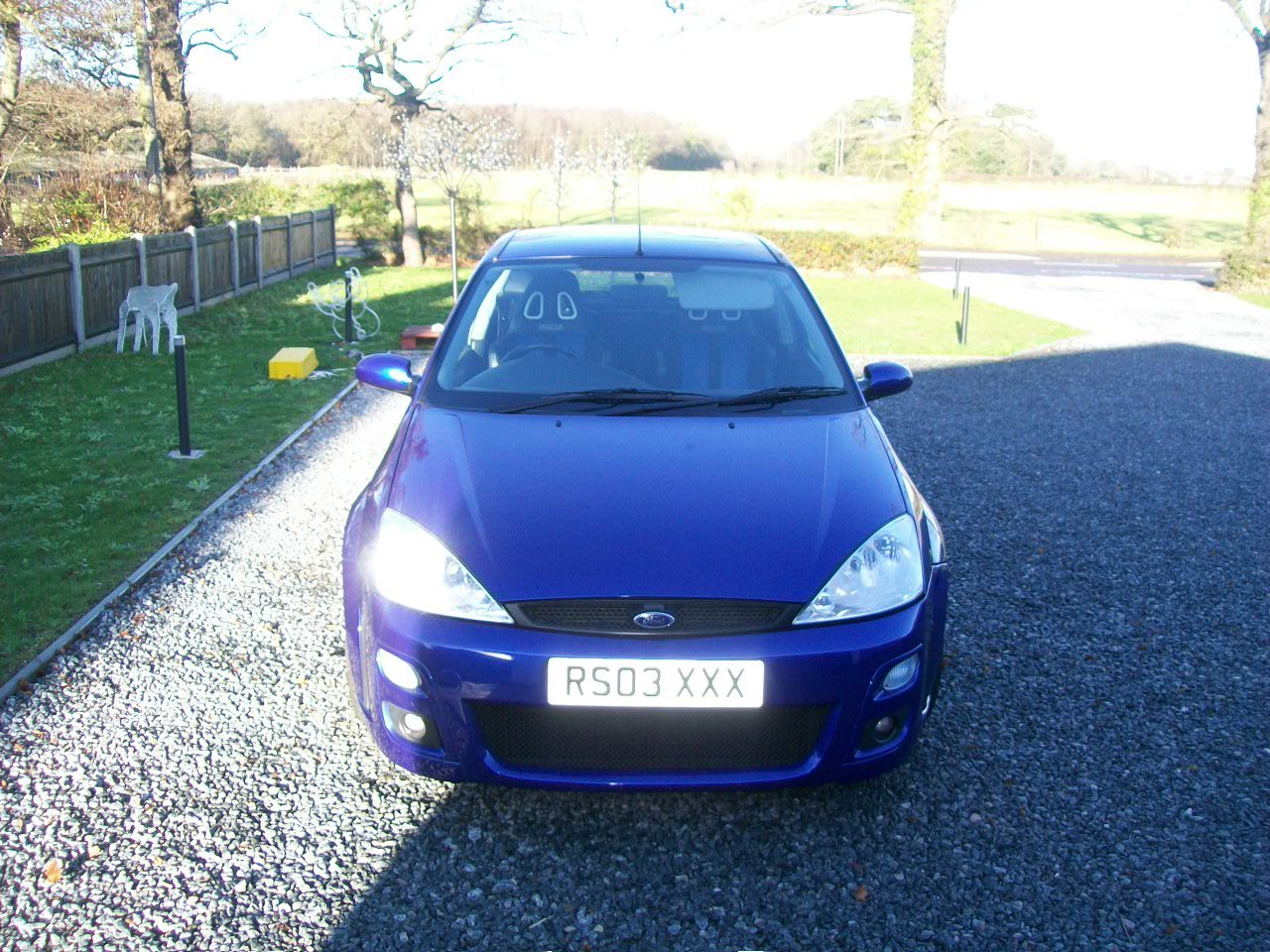 2003 Ford focus rs mk1 For Sale (picture 3 of 4)