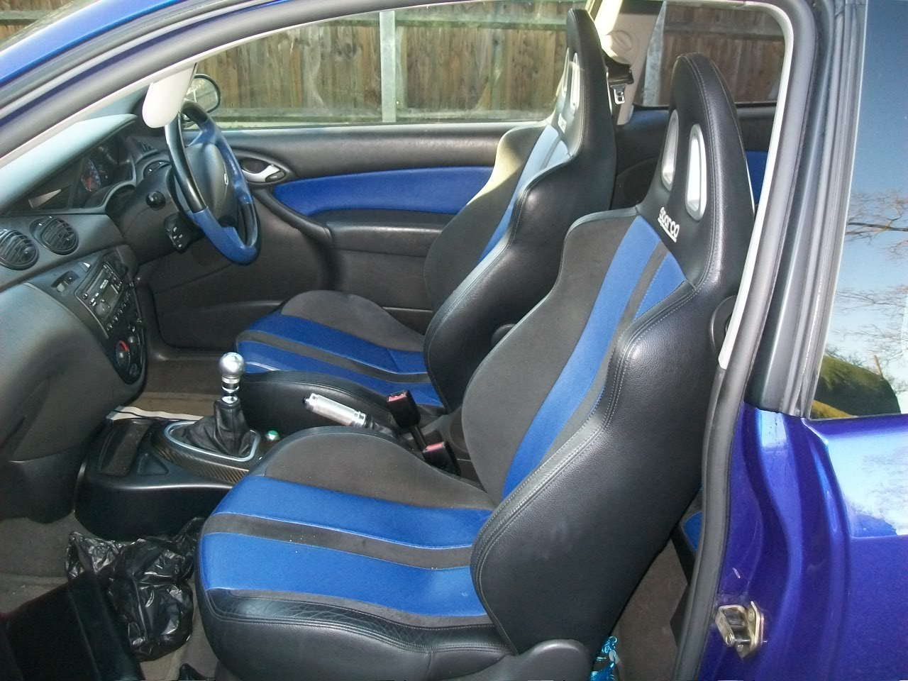 2003 Ford focus rs mk1 SOLD (picture 4 of 4)