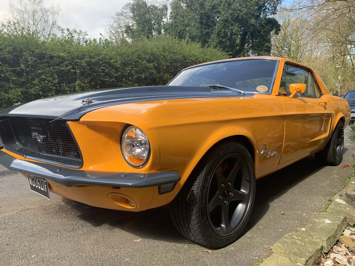 1968 68 Mustang Coupe For Sale | Car And Classic