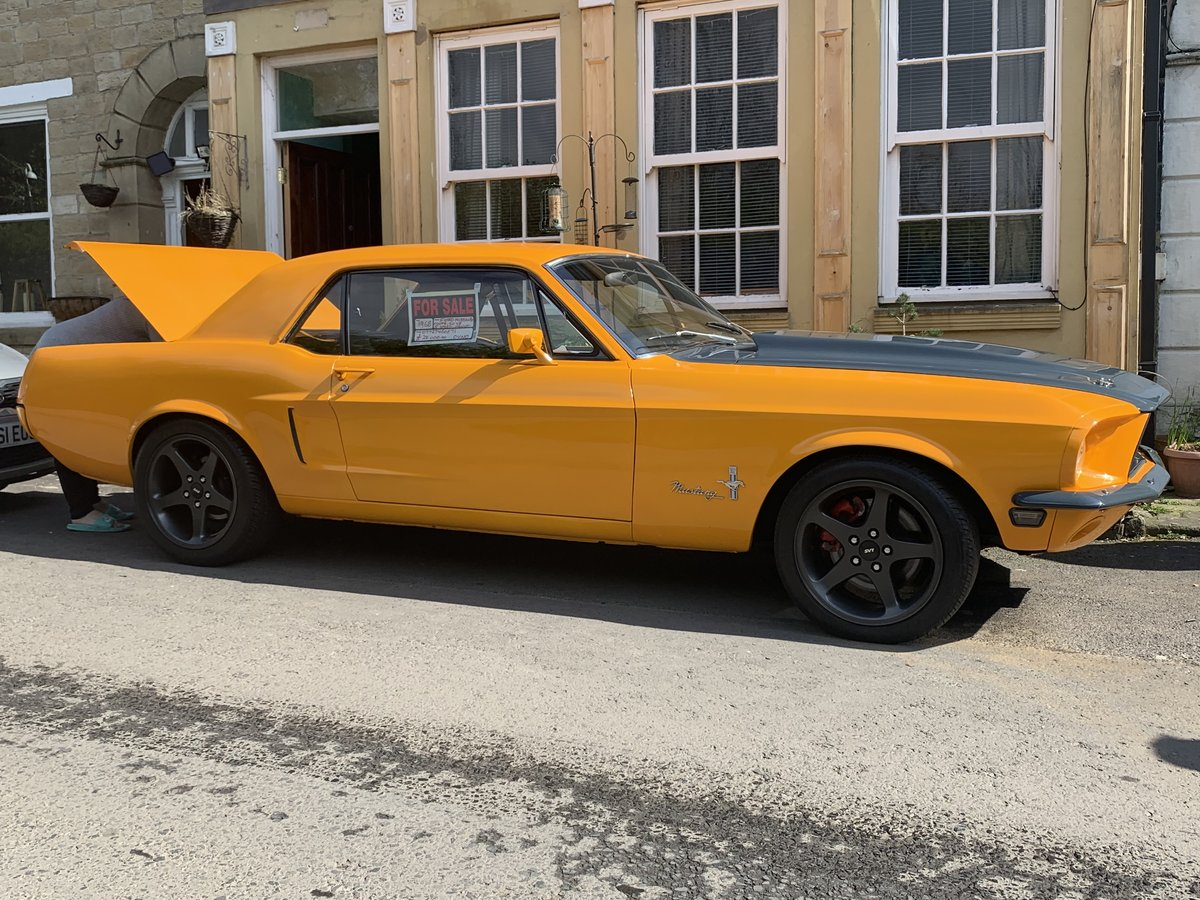 1968 68 Mustang Coupe For Sale (picture 3 of 6)