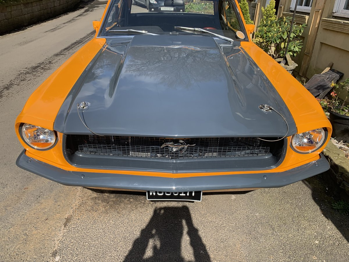 1968 68 Mustang Coupe For Sale (picture 5 of 6)