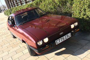 1985 Ford Capri 1.6 Laser For Sale