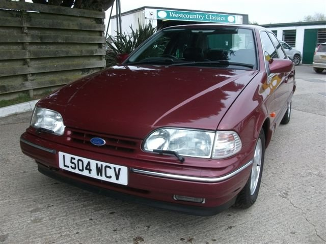 1993 Ford Scorpio 2.9i, 65k, excellent condition! SOLD (picture 1 of 6)