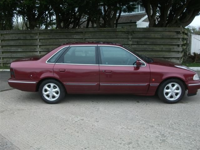 1993 Ford Scorpio 2.9i, 65k, excellent condition! SOLD (picture 2 of 6)