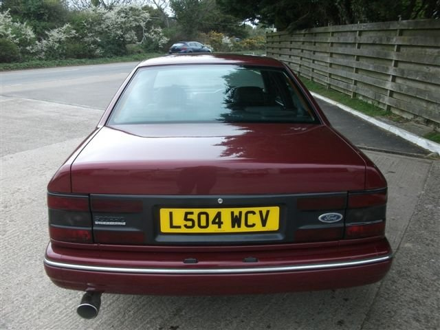 1993 Ford Scorpio 2.9i, 65k, excellent condition! SOLD (picture 3 of 6)