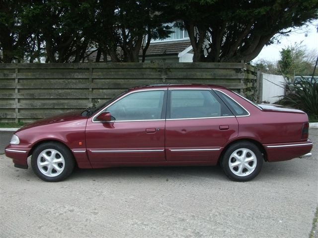 1993 Ford Scorpio 2.9i, 65k, excellent condition! SOLD (picture 4 of 6)