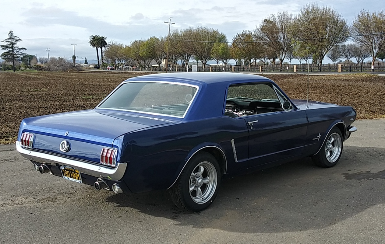 1965 Ford Mustang coupé '65 For Sale (picture 6 of 6)