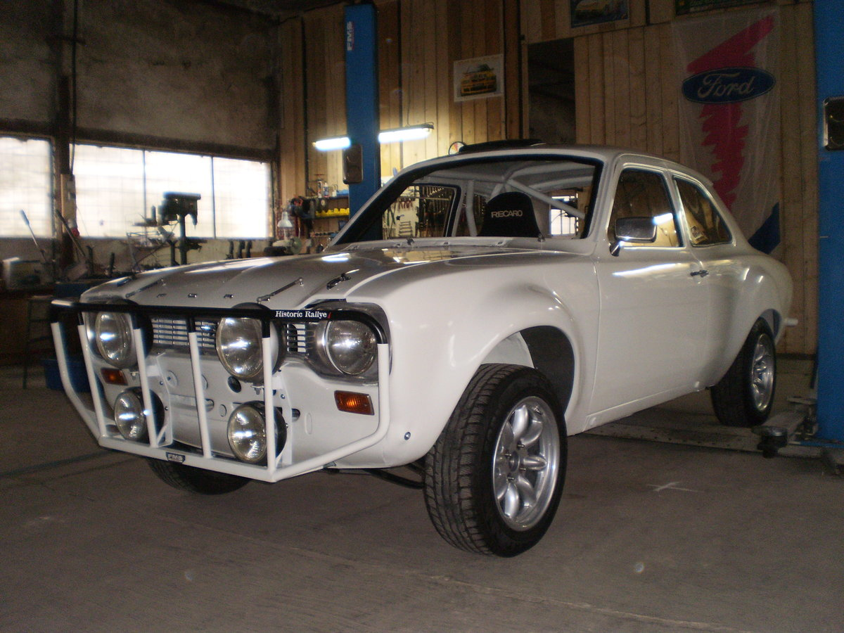 "1969 Ford Escort Mk1 ""modern"" edition For Sale (picture 1 of 6)"