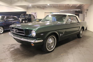 FORD MUSTANG, 1965 For Sale by Auction
