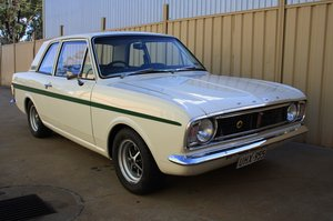 1970 Ford Cortina Mk 2 Lotus re-creation. For Sale