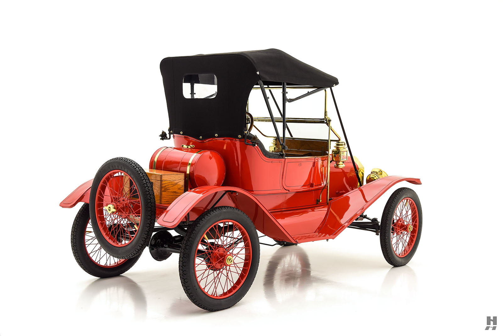 1911 FORD MODEL T TORPEDO ROADSTER For Sale (picture 5 of 6)