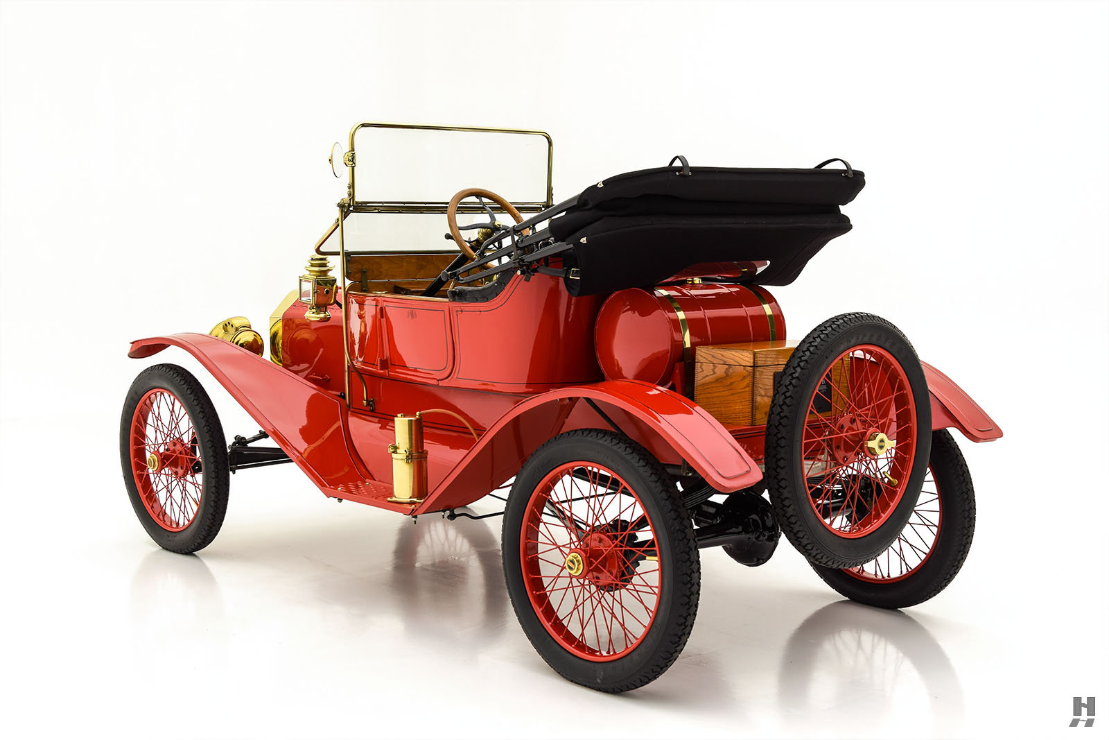 1911 FORD MODEL T TORPEDO ROADSTER For Sale (picture 6 of 6)