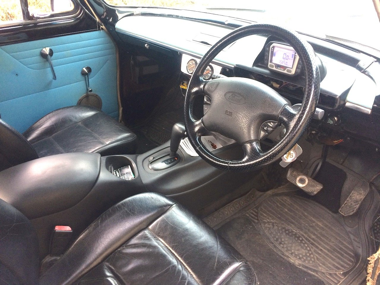 1957 Ford Mk 2 Zephyr Highline UTE pick-up For Sale (picture 4 of 6)
