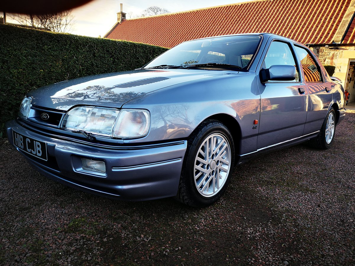 Sapphire 4 x 4 Cosworth For Sale (picture 1 of 6)