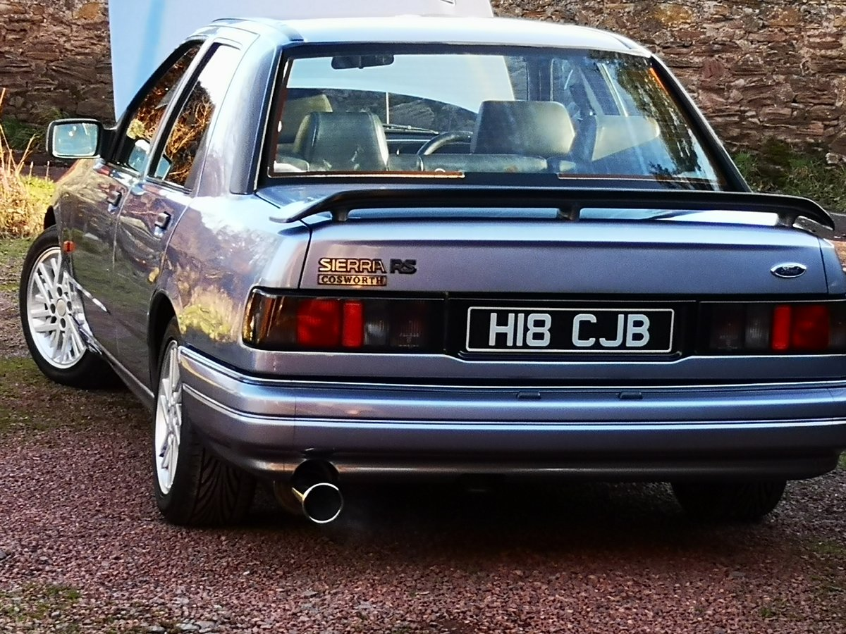 Sapphire 4 x 4 Cosworth For Sale (picture 2 of 6)