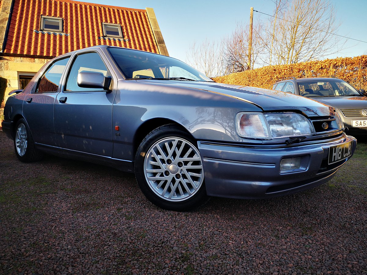 Sapphire 4 x 4 Cosworth For Sale (picture 3 of 6)