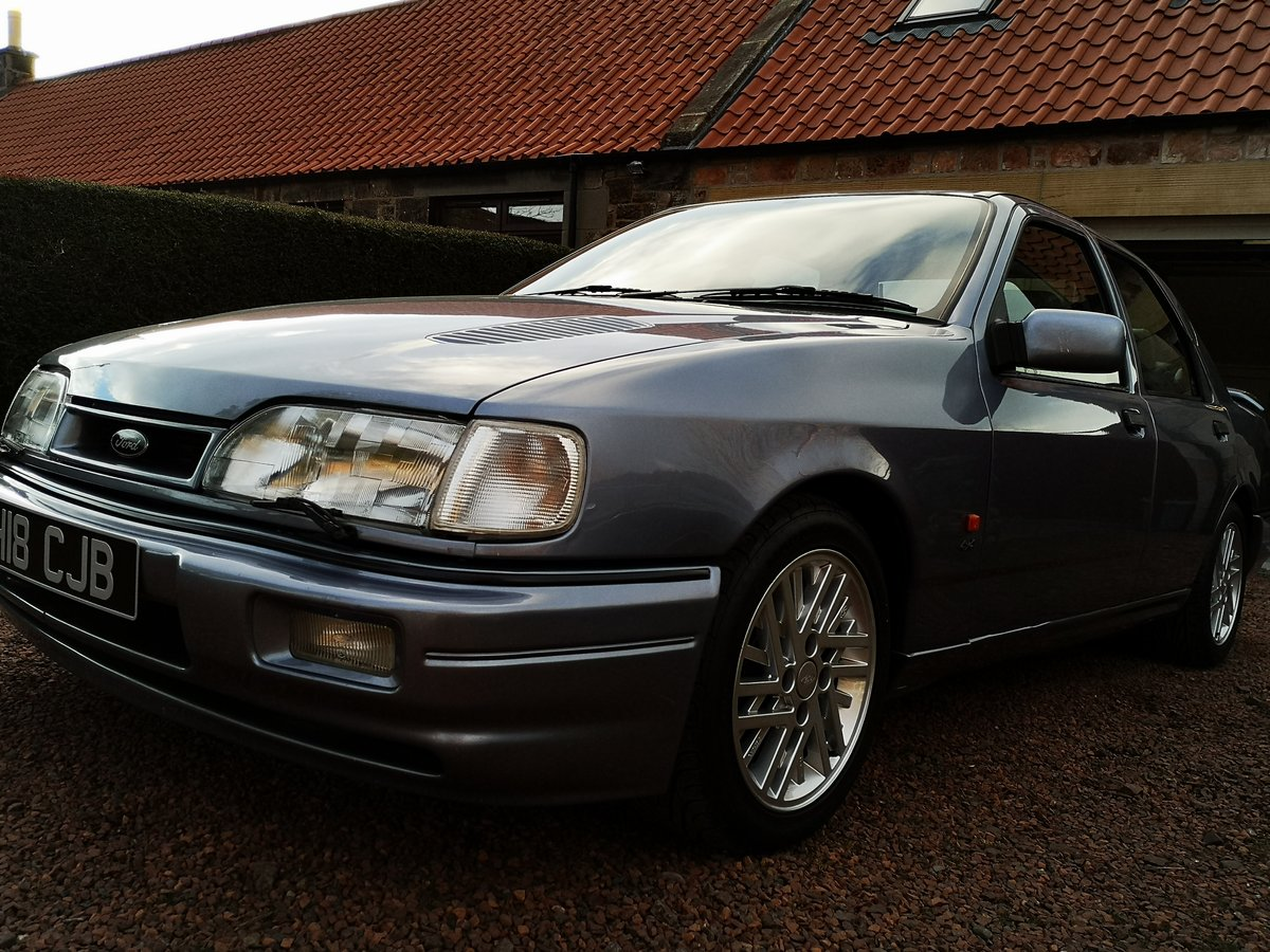 Sapphire 4 x 4 Cosworth For Sale (picture 6 of 6)