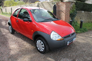 2002 An Exceptional Ford Ka 1.3 MkI With Just 46k Miles From New SOLD