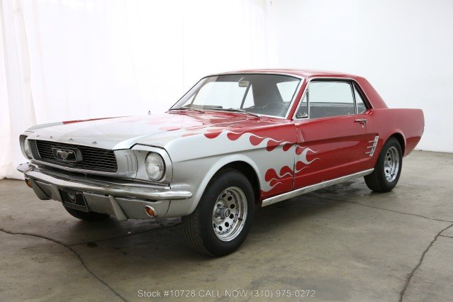 1966 Ford Mustang Coupe For Sale (picture 3 of 6)