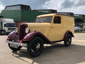 1933 Ford Model Y Short Rad 5 CWT Van For Sale