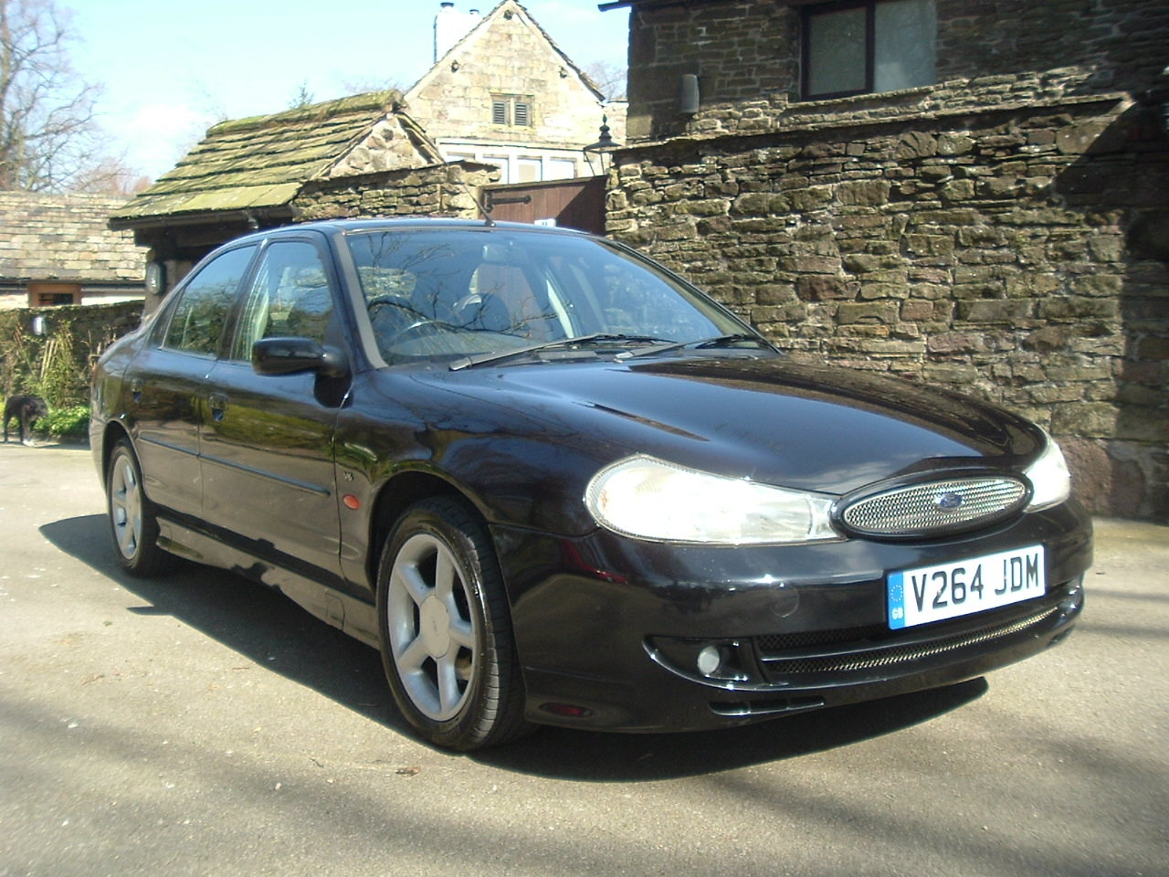 1999 99/V Mondeo Mk2 2.5 V6 Ghia X Manual. 64k Miles/1 Owner/FFSH For Sale (picture 1 of 6)