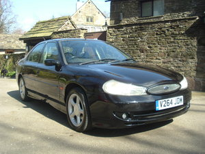 1999 99/V Mondeo Mk2 2.5 V6 Ghia X Manual. 63k Miles/1 Owner/FFSH For Sale