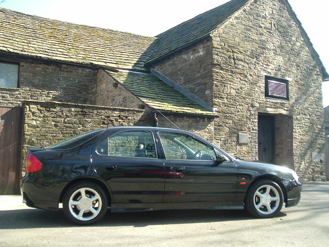1999 99/V Mondeo Mk2 2.5 V6 Ghia X Manual. 64k Miles/1 Owner/FFSH For Sale (picture 2 of 6)