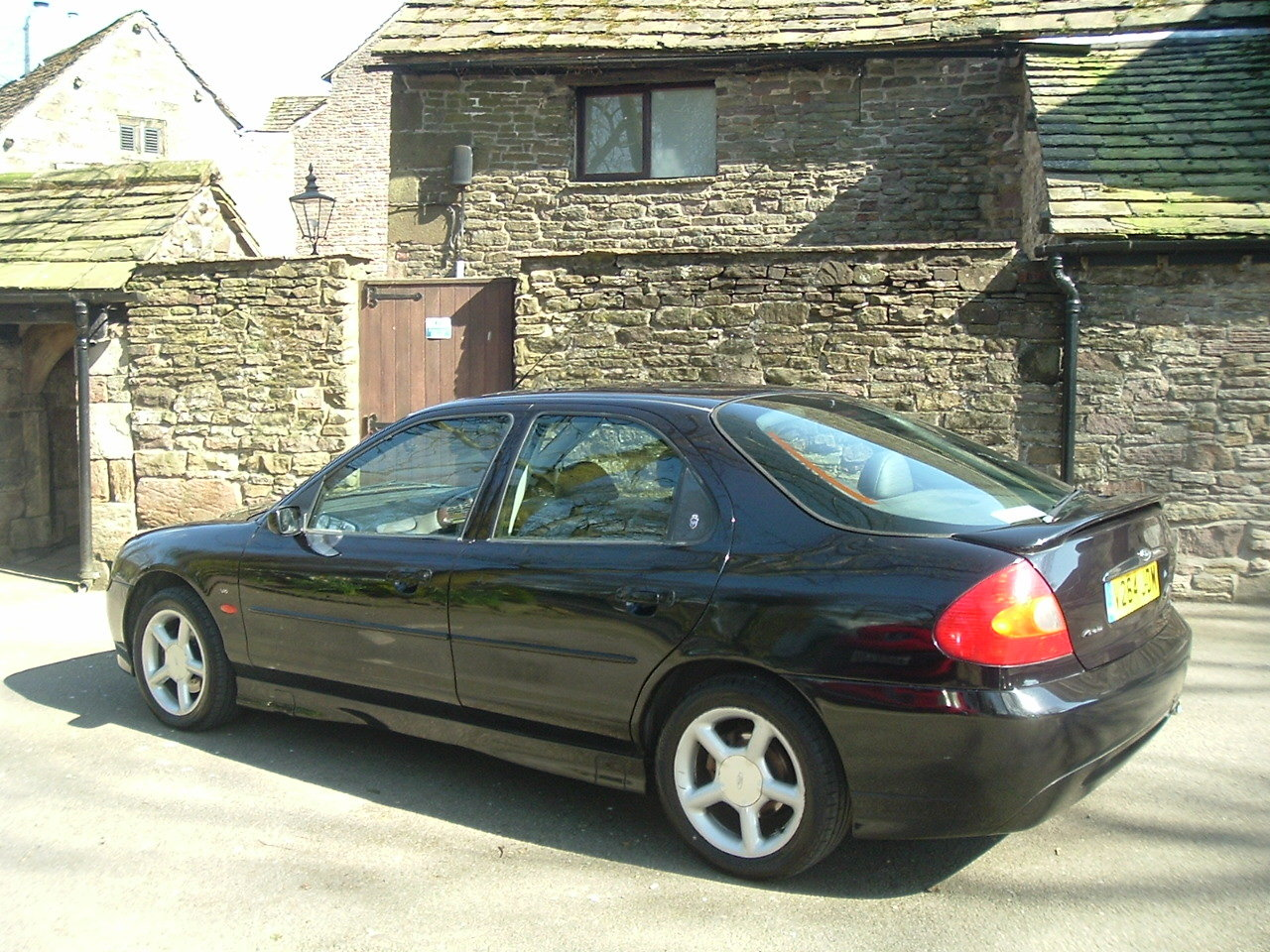1999 99/V Mondeo Mk2 2.5 V6 Ghia X Manual. 64k Miles/1 Owner/FFSH For Sale (picture 3 of 6)