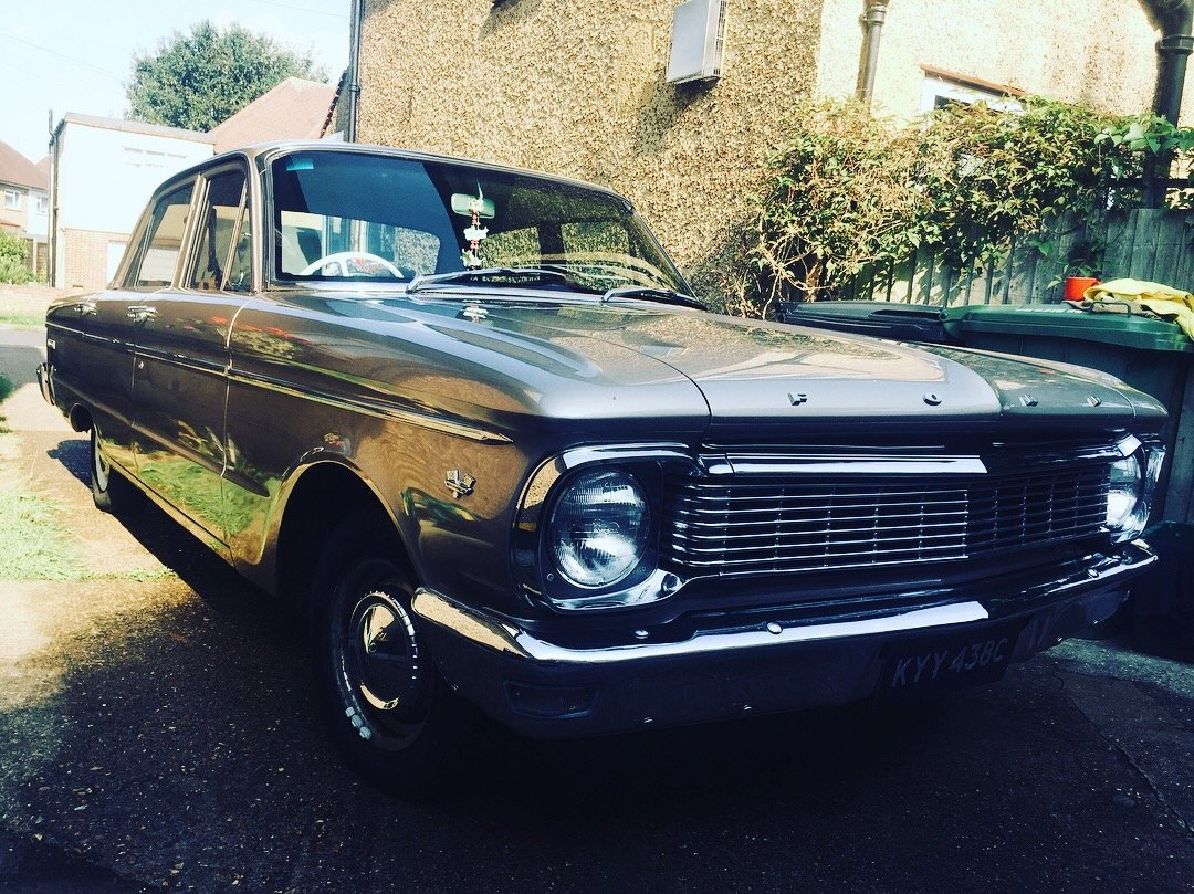 1965 Australian Ford Falcon For Sale (picture 2 of 6)