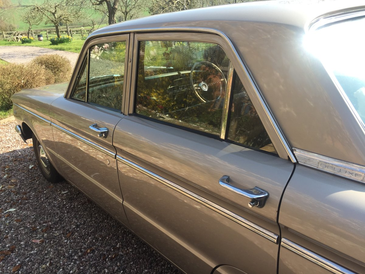 1965 Australian Ford Falcon For Sale (picture 3 of 6)