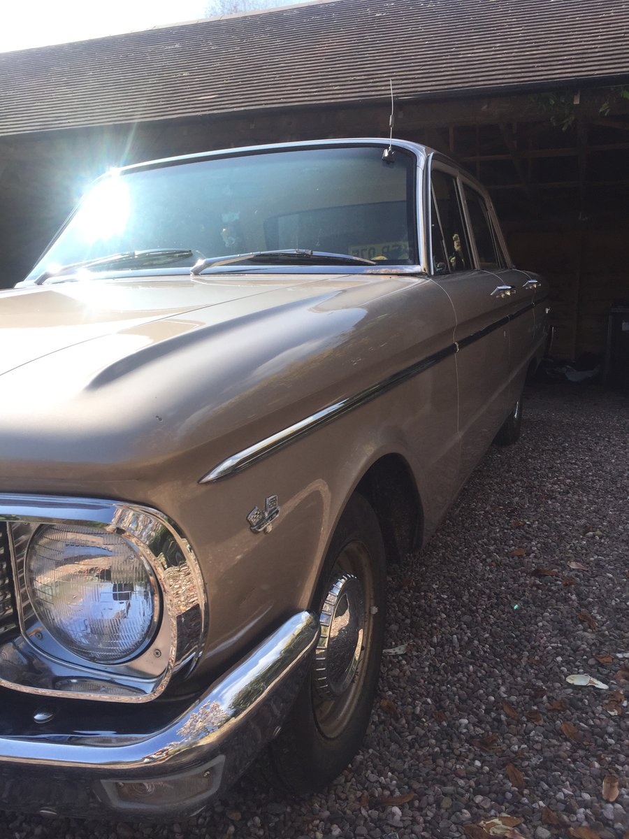 1965 Australian Ford Falcon For Sale (picture 4 of 6)