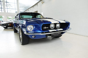 1967 Iconic, desirable, Acapulco Blue, Manual, immaculate