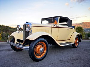 FORD B ROADSTER - 1932 For Sale