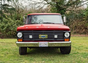 1969 Ford F100 Stepside Pick-up Truck For Sale by Auction