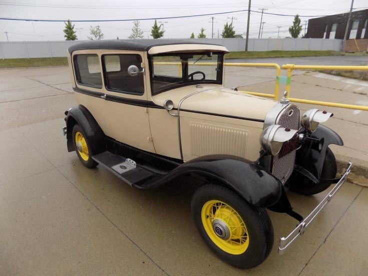 1931 Ford Model Tudor Sedan (Novi, MI) $15,900 obo For Sale (picture 1 of 6)