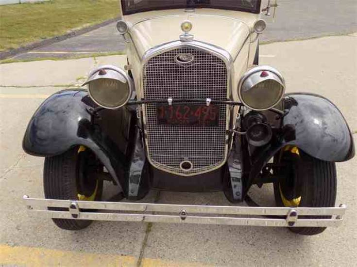 1931 Ford Model Tudor Sedan (Novi, MI) $15,900 obo For Sale (picture 3 of 6)