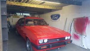 Ford Capri 1986 just been restored For Sale