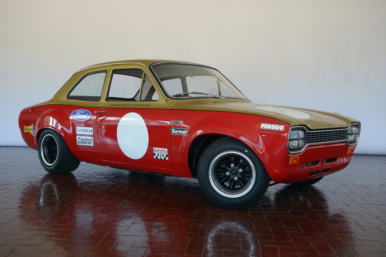 1969 Alan Mann Escort #8 For Sale (picture 1 of 4)