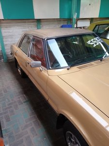 1979 Ford Cortina 2.0L For Sale