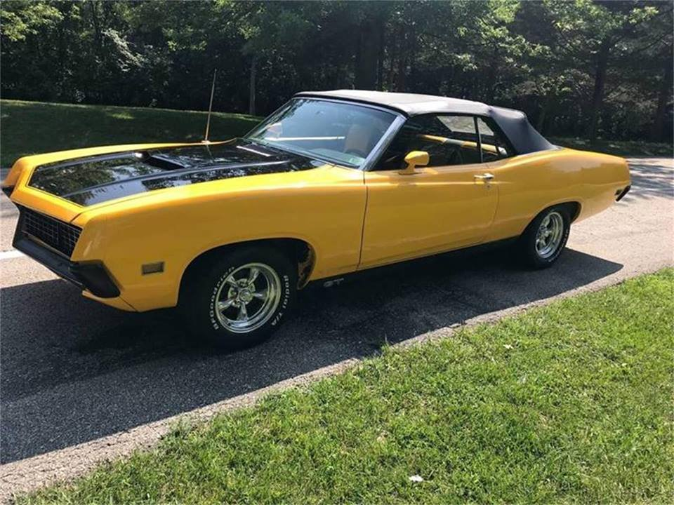 1971 Ford Torino GT (O'Fallon, MO) $22,900 obo For Sale (picture 1 of 6)