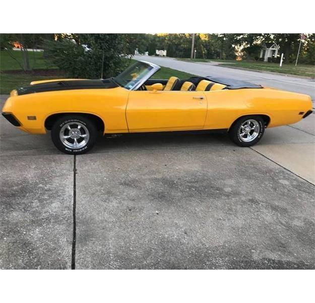 1971 Ford Torino GT (O'Fallon, MO) $22,900 obo For Sale (picture 6 of 6)