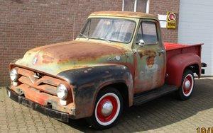 1955 Ford F100 Pickup Stepside For Sale