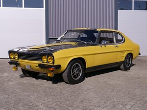 1973 Ford Capri 2600 RS EU car, only 54.787 km! For Sale