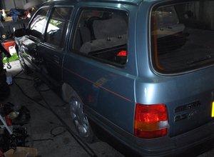 1984 ford sierra mk1 ghia